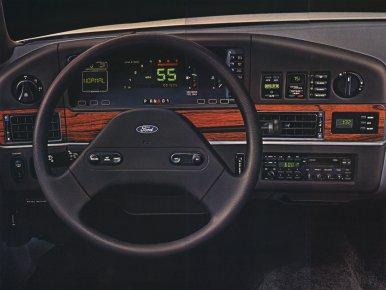 1990 Ford Taurus >> 1986 Ford TAURUS Lineup